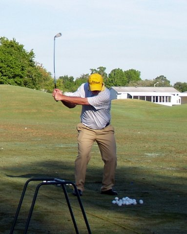 Scott Yates Florida Golf