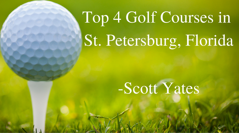 Scott Yates Florida - Top Golf Courses St. Pete