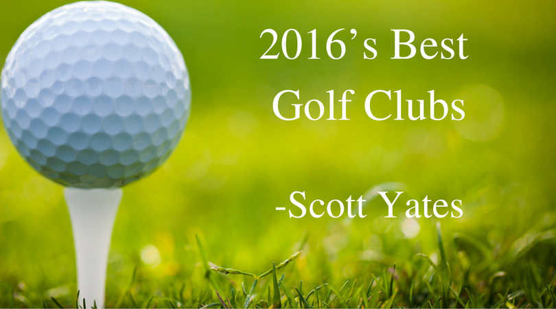 Scott Yates Florida 2016 Best Golf Clubs